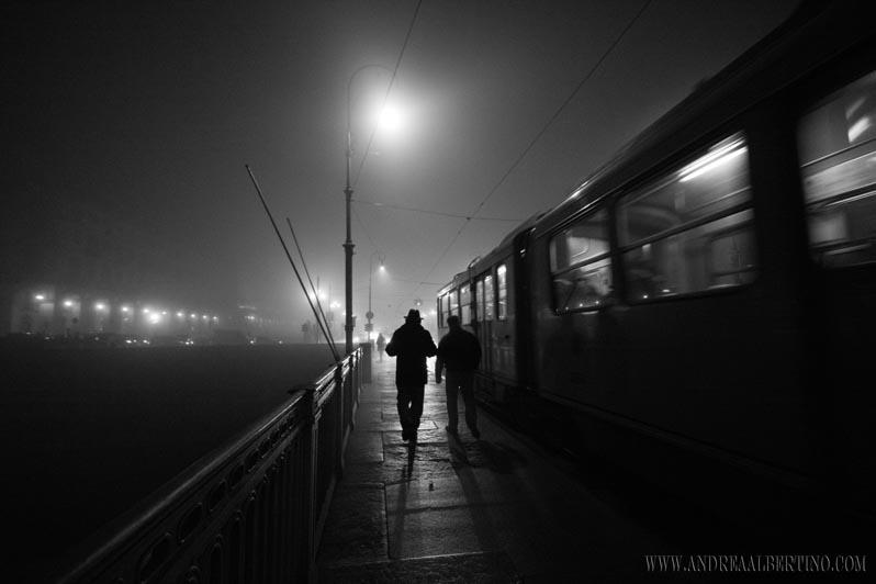Foggy Turin