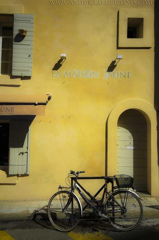 La Maison Jaune, Arles