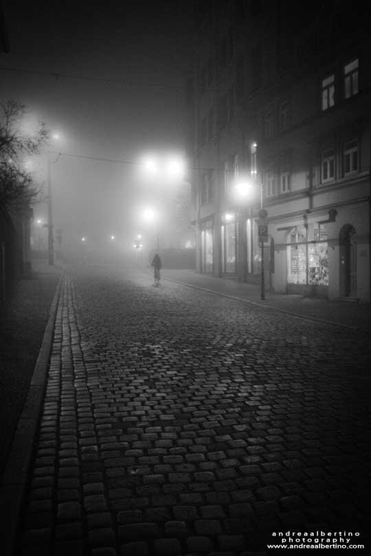 Foggy Weimar