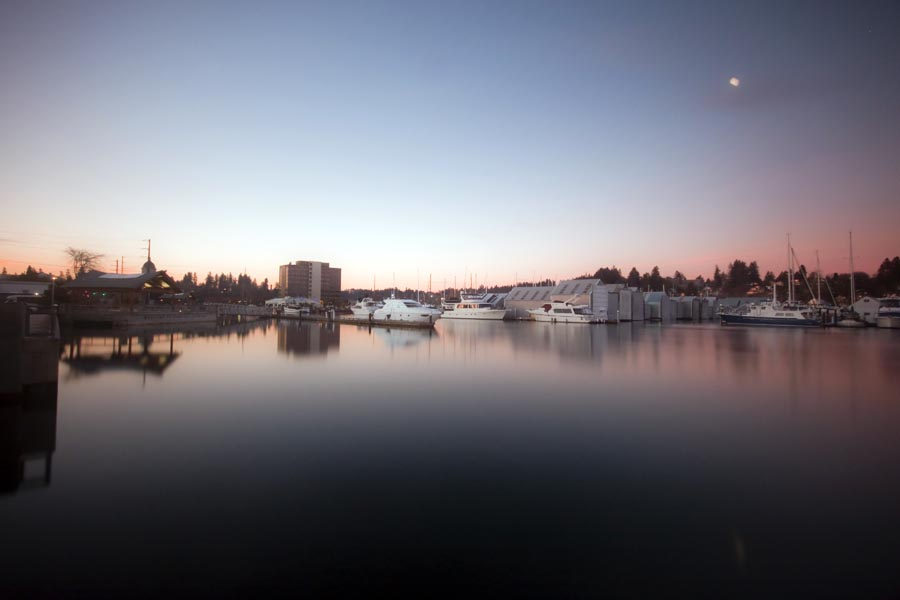 Olympia, Washington, Sunsrise